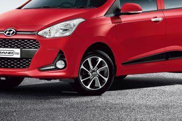Hyundai Grand i10 Wheel