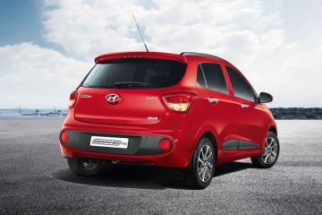 Hyundai Grand i10 Rear Right Side