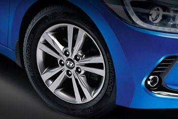 Hyundai Elantra Wheel
