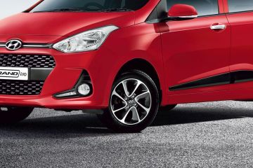 Hyundai Grand i10 Wheel