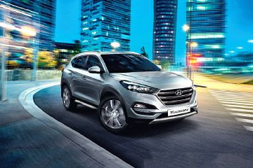 Used Hyundai Tucson in Bangalore