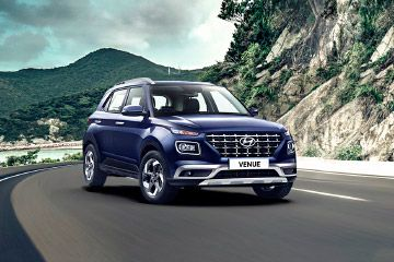 New Hyundai Venue Price in Kashipur - View 2019 On Road ...