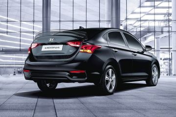 Hyundai Verna Rear Right Side