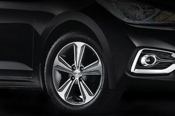 Hyundai Verna Wheel
