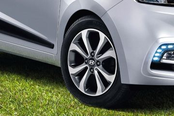 Hyundai Xcent Wheel