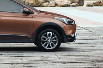 Hyundai i20 Active Wheel
