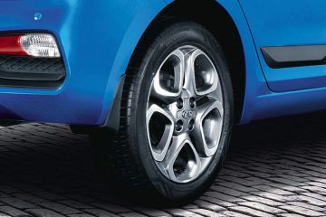 Hyundai Elite i20 Wheel