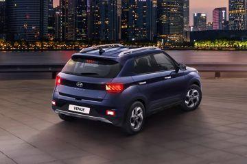 Hyundai Venue Rear Right Side