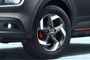Hyundai Venue Wheel