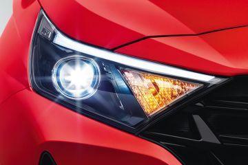 Hyundai i20 Headlight