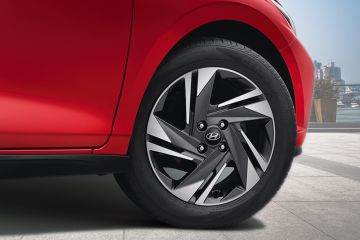 Hyundai i20 Wheel