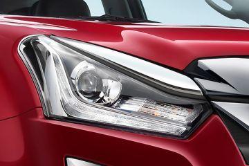 Isuzu D-Max Headlight