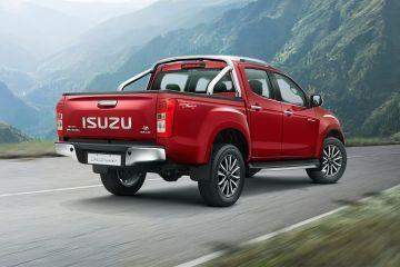 Isuzu D-Max Rear Right Side