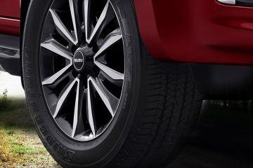 Isuzu D-Max Wheel