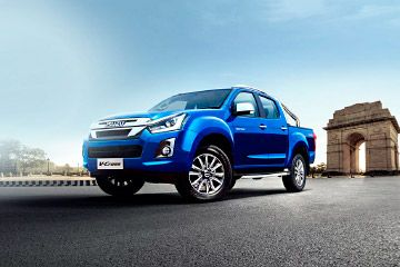 Used Isuzu D-Max V-Cross in New Delhi