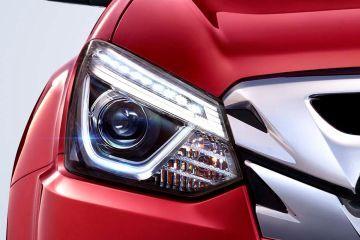 Isuzu MU-X Headlight