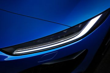 Jaguar F-TYPE Headlight