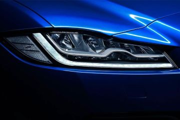 Jaguar F-PACE Headlight
