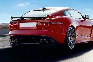 Jaguar F-TYPE Taillight