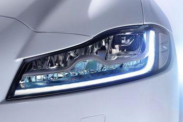 Jaguar XF Headlight