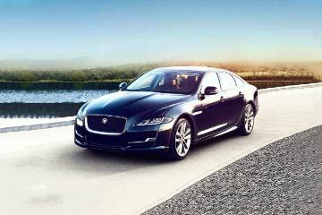 Jaguar Car Models. Jaguar XJ