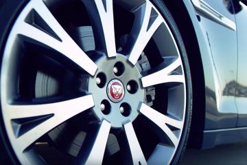 Jaguar XJ Wheel