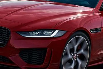 Jaguar XE Headlight