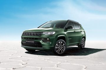 Used Jeep Compass in New Delhi
