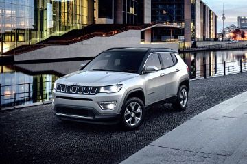 Used Jeep Compass in Mumbai