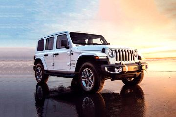 Used Jeep Wrangler in New Delhi