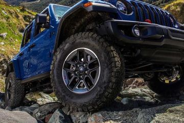 Jeep Wrangler Wheel