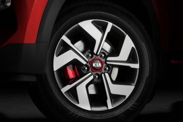 Kia Sonet Wheel