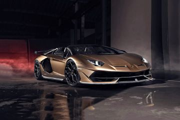 Lamborghini Aventador S Roadster On Road Price (Petrol