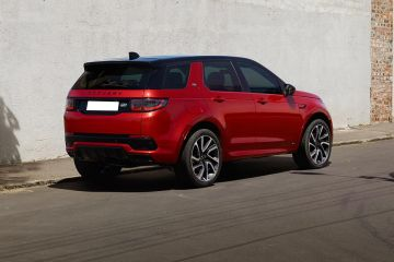 Land Rover Discovery Sport Rear Right Side
