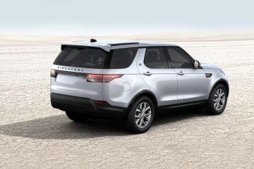 Land Rover Discovery Rear Right Side