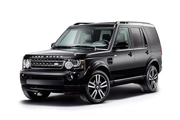 Used Land-Rover Discovery 4 in Mumbai