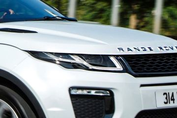 Land Rover Range Rover Evoque Headlight