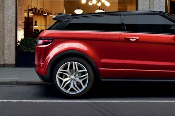 Land Rover Range Rover Evoque Wheel