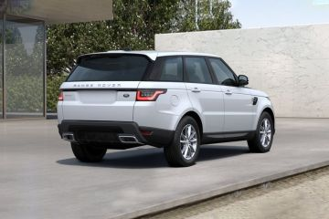 Land Rover Range Rover Sport Rear Right Side