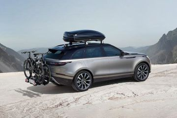 Land Rover Range Rover Velar Rear Right Side