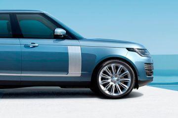 Land Rover Range Rover Wheel