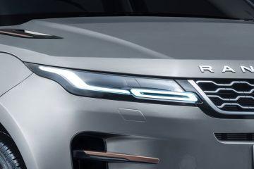 Land Rover Range Rover Evoque Headlight
