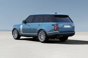 Land Rover Range Rover Rear Right Side