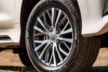 Lexus LX Wheel