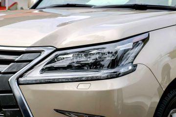 Lexus LX Headlight