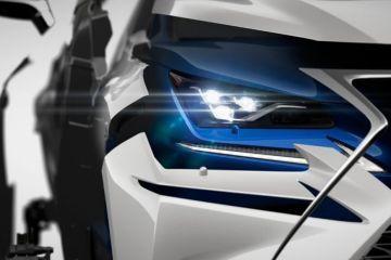 Lexus NX Headlight