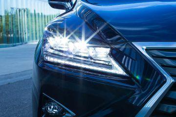Lexus RX Headlight