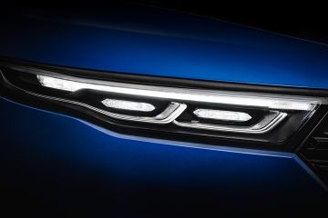 MG Hector Plus Headlight