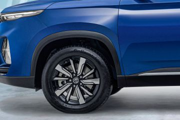 MG Hector Plus Wheel