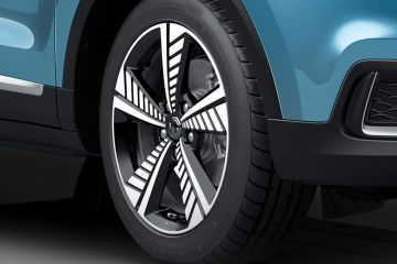 MG ZS EV Wheel